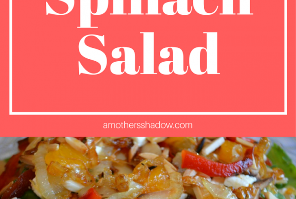 Perfect Dinner Spinach Salad