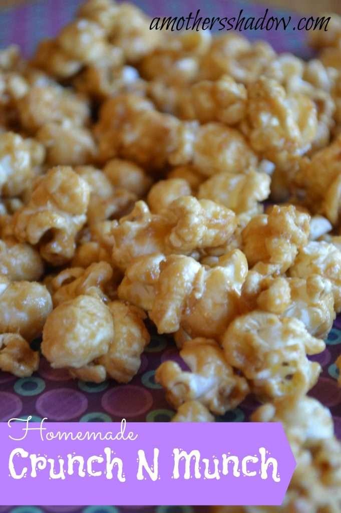 Homemade Crunch N Munch