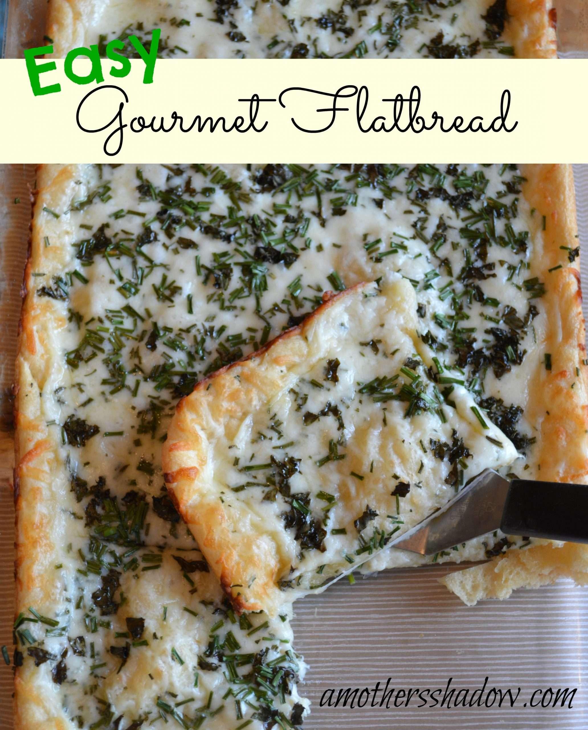 Easy Gourmet Flat Bread