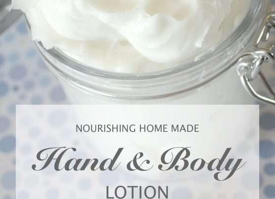 Hand-Body-Lotion