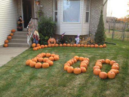 Attack of the Pumpkins