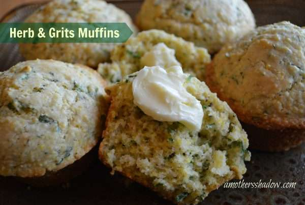 herb-grits-muffins