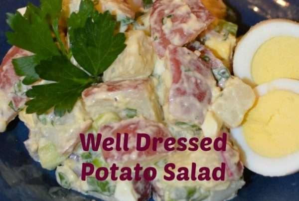 Salad Potato