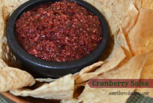 Fresh Cranberry Salsa