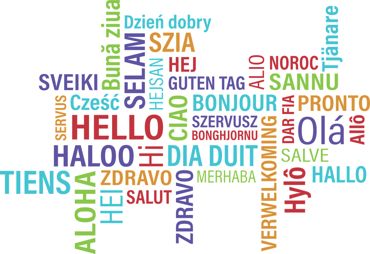 What Language Are YOU Speaking?