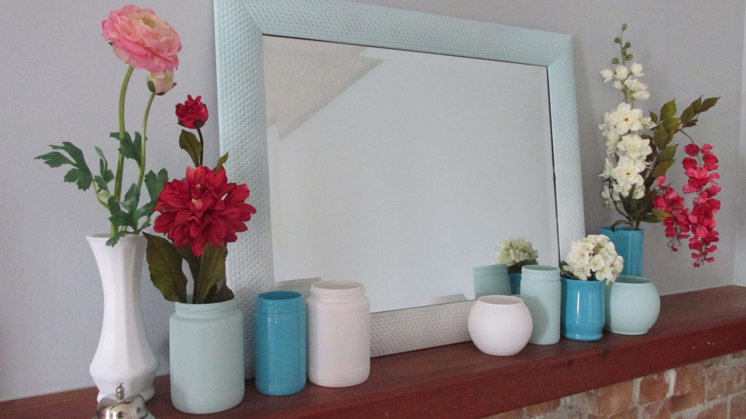 DIY Jars and Vases