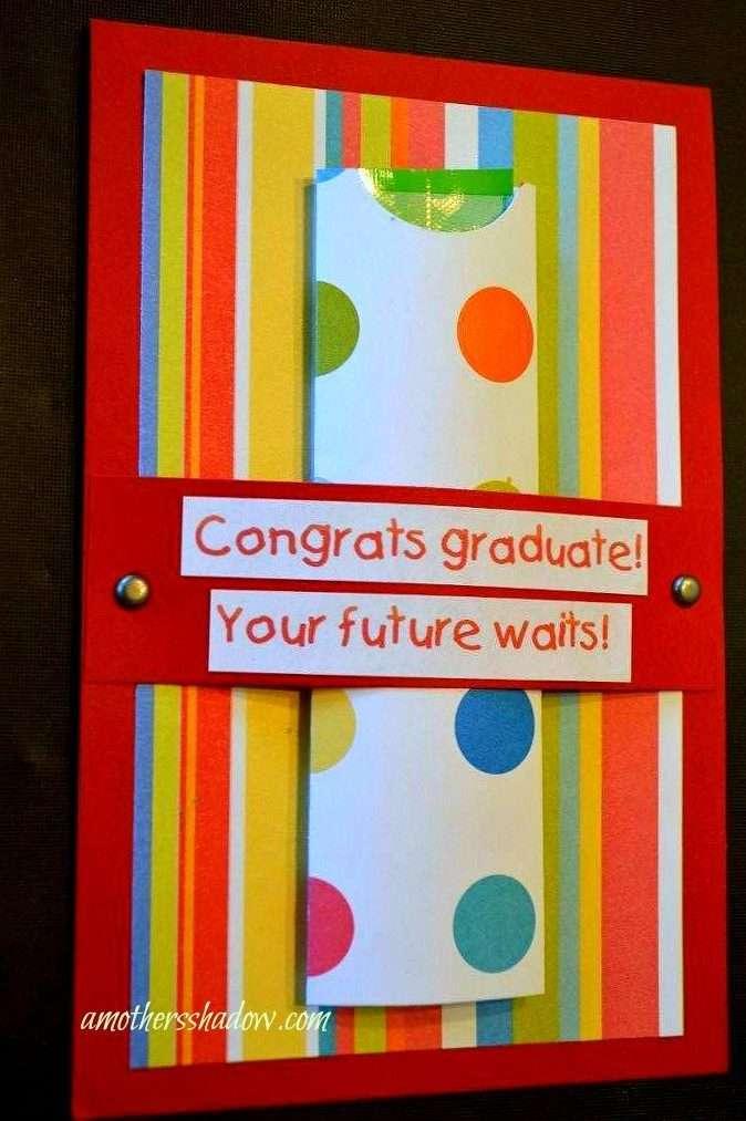 Graduation DIY Card