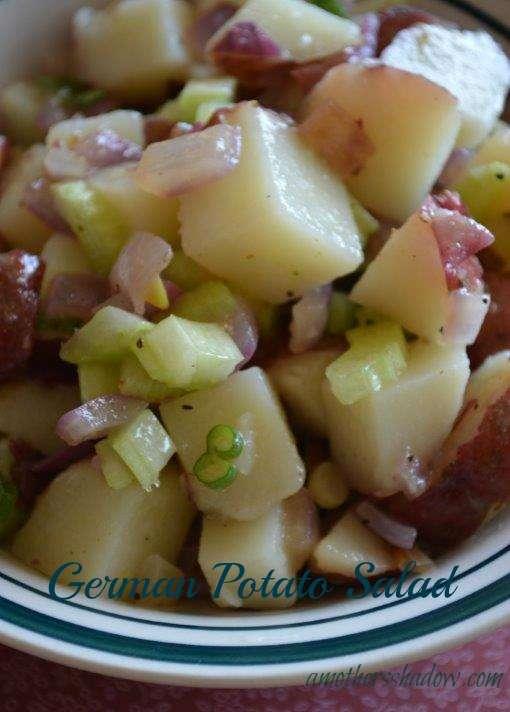 Tasty German Potato Salad