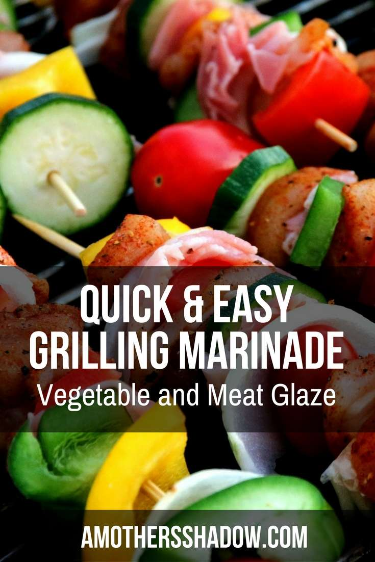 Quick and Easy Grilling Marinade