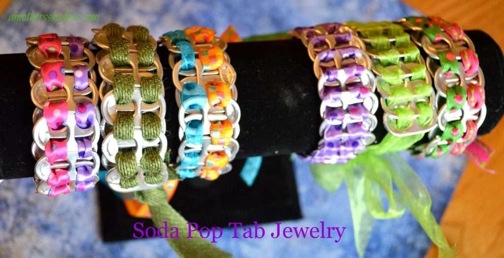 Soda Tab Jewelry
