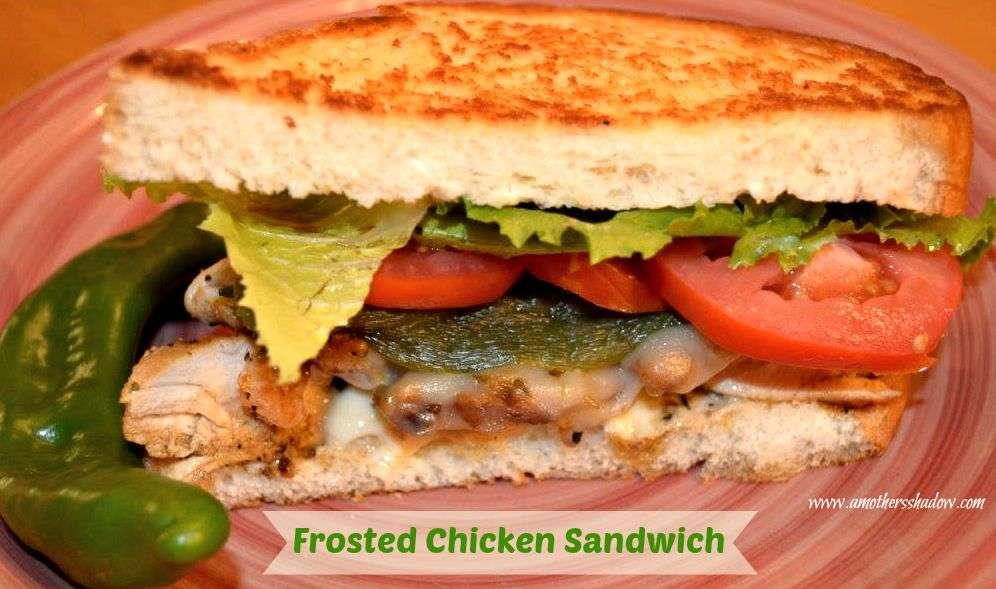 Frosted Chicken Sandwich