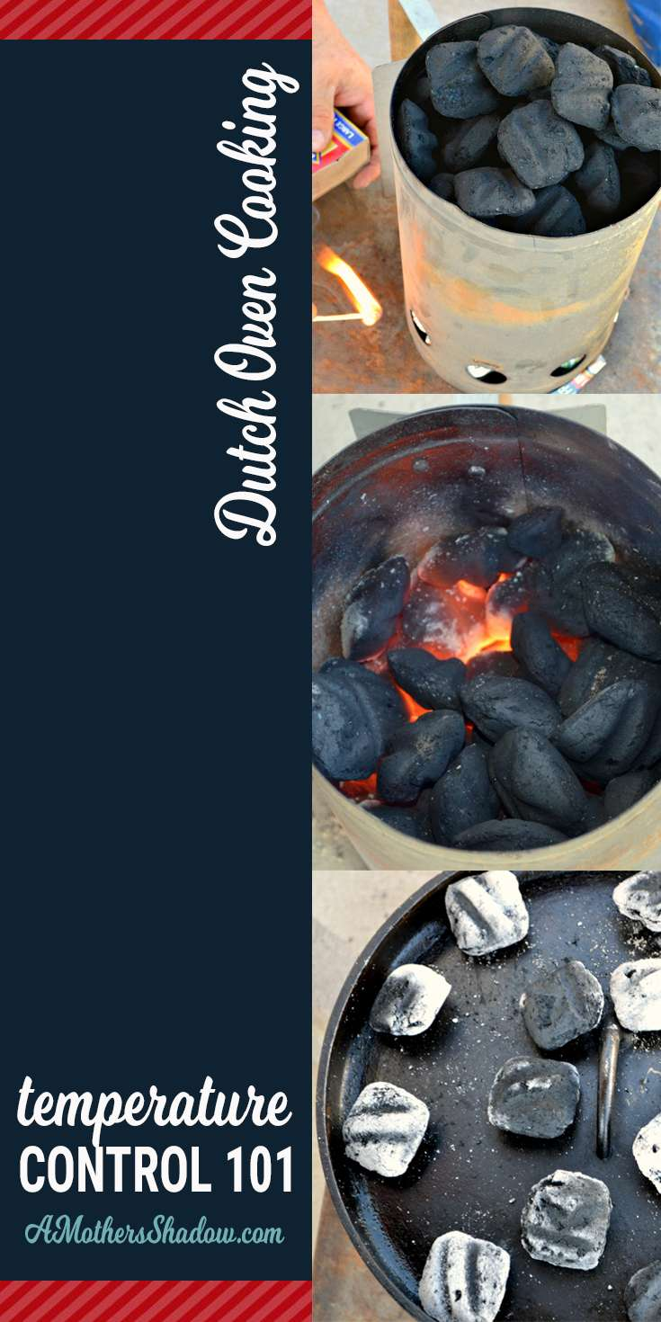 Every time Success Cooking in Your Dutch Oven Using Coals