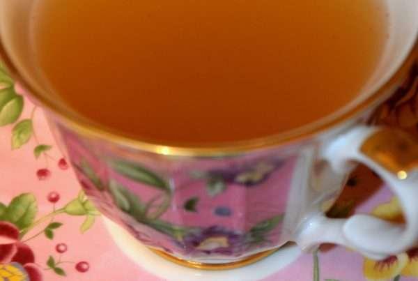 Soothing Herbal Tea Remedy
