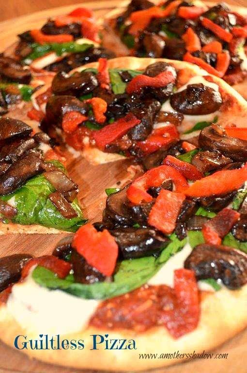 Guiltless Pizza