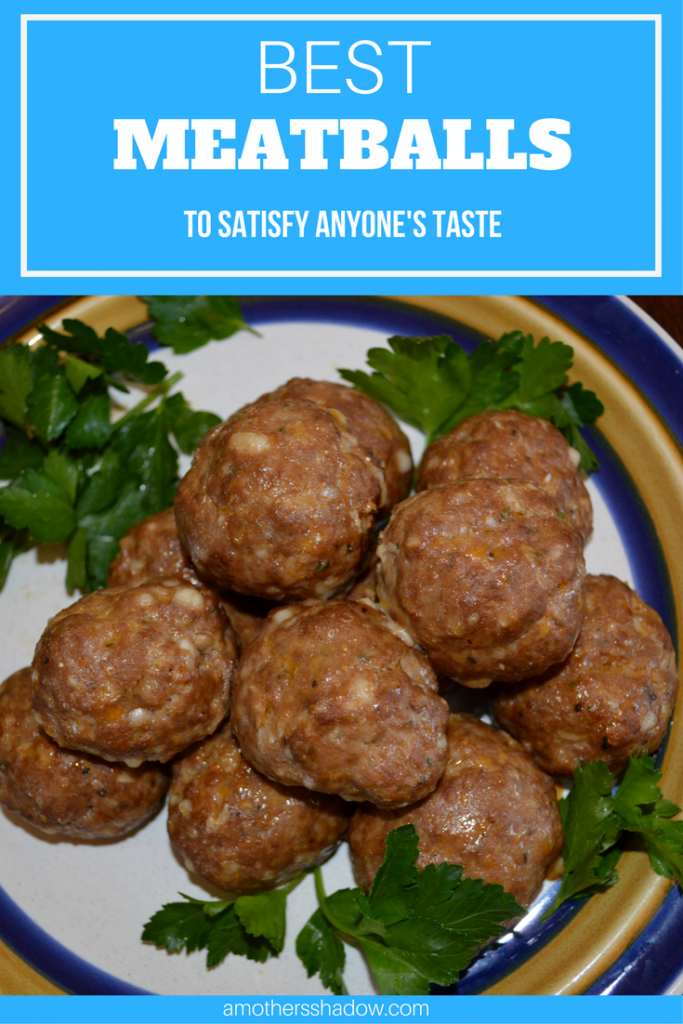 Tender and flavorful meatballs
