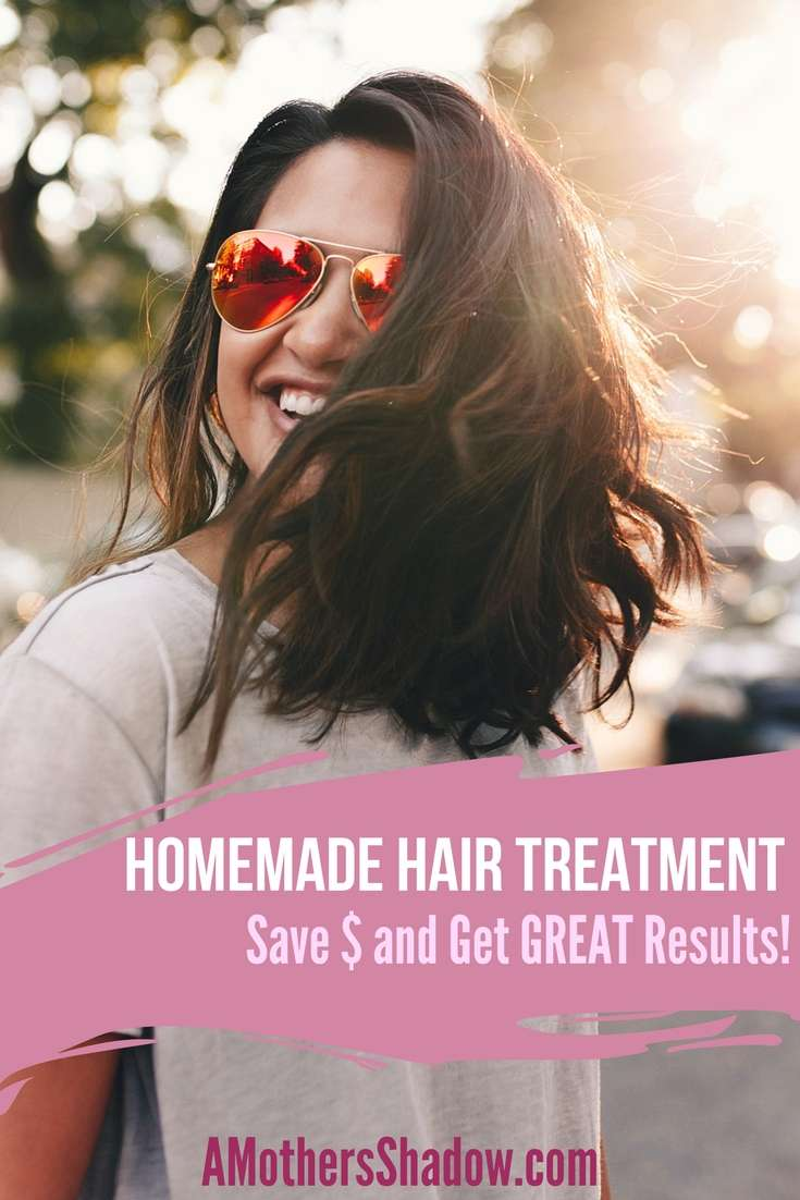 Homemade Hair Treatment- DIY Conditioning
