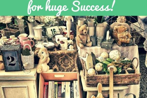 Awesome Advice for Shopping Thrift Stores, Garage Sales and Yard Sales