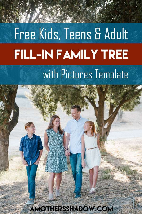 EASY Way to Fill In YOUR Family Tree!