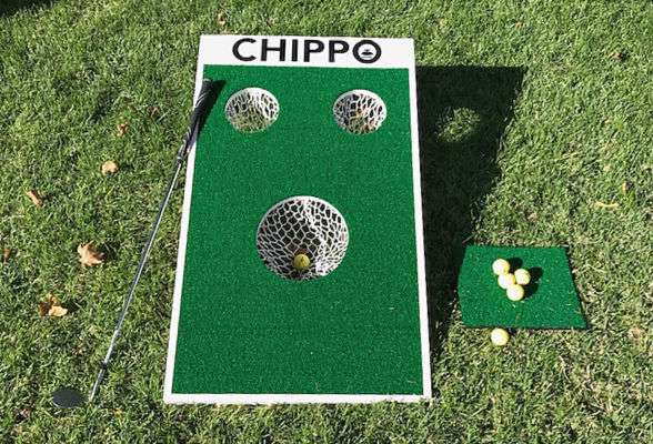 edited Chippo Golf Game